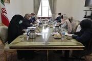 دیدار نماینده ویژه ظریف در امور افغانستان