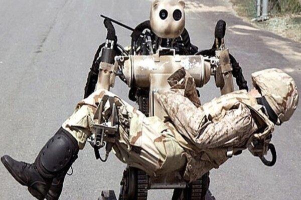 ربات ها بخشی از ارتش انگلیس می شوند