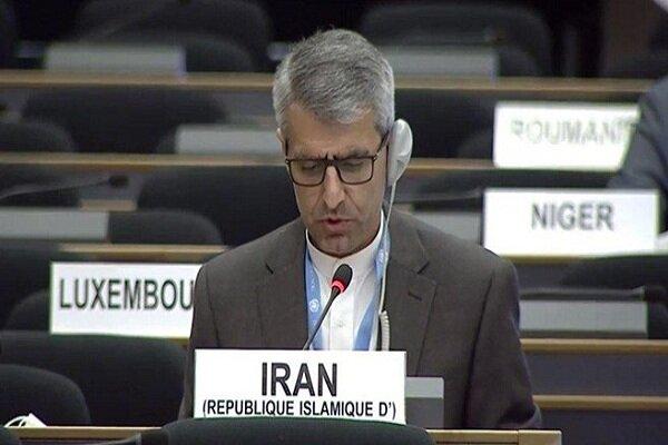 توصیههای حقوق بشری نماینده ایران در دفتر سازمان ملل در ژنو به آمریکا
