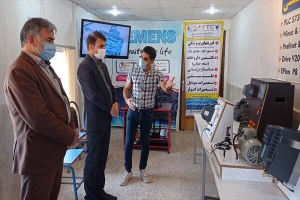 افتتاح مرکز آموزشهای تخصصی اتوماسیون صنعتی در واحد دزفول