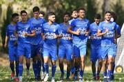 تیم ناشناخته استقلال برابر فولاد خوزستان