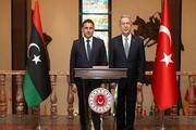 تأکید ترکیه بر حمایت دولت وفاق لیبی در دیدار وزرای دفاع