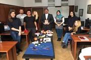 استقبال از رشته ایرانشناسی در بلغارستان