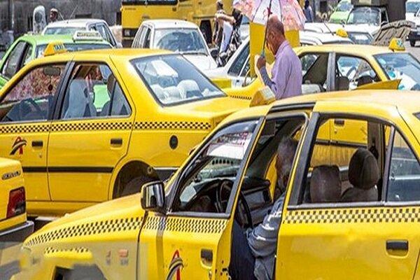 واکسیناسیون رانندگان تاکسی آغاز شد