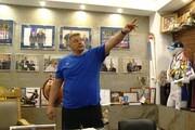 رونمایی فدراسیون والیبال از سرمربی روس تیم ملی