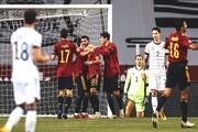 هانسی فلیک: آلمان مقابل اسپانیا ناامیدکننده ظاهر شد