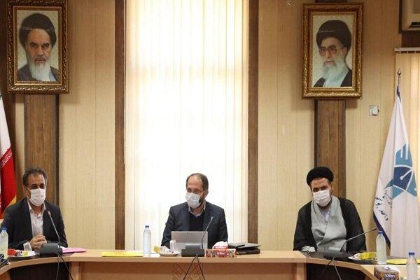 سفر معاون فرهنگی دانشگاه آزاد اسلامی به استان بوشهر