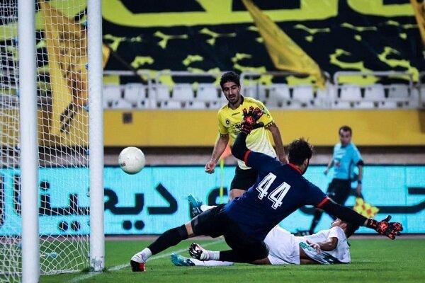 پایان بازی پرسپولیس -سپاهان بعد از 8 ماه