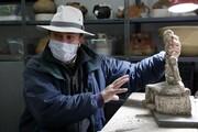 الهه ۴۲۰۰ ساله کشف شد