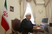 روحانی از عضو هیئت رئیسه مجلس شکایت کرد