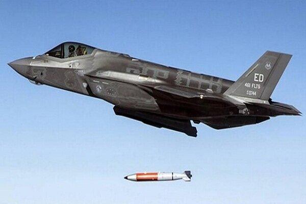 آمریکا پرتاب بمب هستهای با جنگنده اف-۳۵ را تمرین کرد
