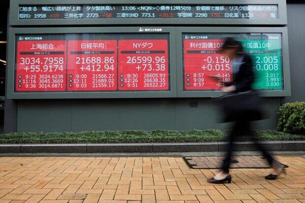 اغلب شاخصهای آسیایی رشد کرد/ جهش سهام ژاپن