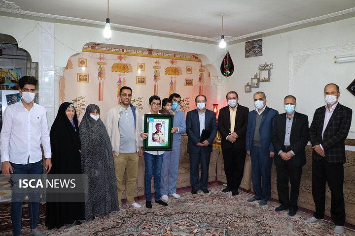 سفر معاون فرهنگی و دانشجویی دانشگاه آزاد اسلامی به استان چهارمحال و بختیاری