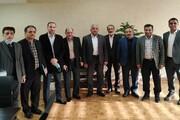 ائتلاف کاندیداهای ریاست هیئت فوتبال تهران