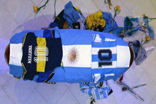 درخواست جالب دیگو مارادونا در وصیتنامهاش