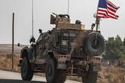 آمریکا یک کاروان نظامی دیگر از عراق وارد خاک سوریه کرد
