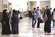دانشجو باید آزادی بیان داشته باشد/ فعالیت ۶ کانون فرهنگی و دانشجویی در واحد مهاباد