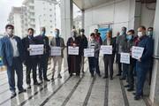 دانشگاهیان واحد بندرانزلی ترور «شهید فخریزاده» را محکوم کردند