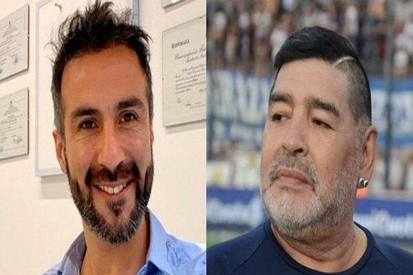 پزشک دیگو مارادونا به قتل غیرعمد متهم شد