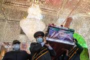 آیین خاکسپاری دانشمند شهید محسن فخری زاده (2)