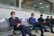 دو اقدام مهم مدیرعامل پرسپولیس در ۲۴ ساعت گذشته