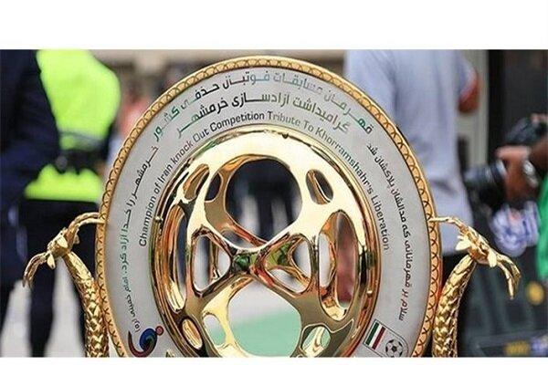 زمان و مکان برگزاری فینال جام حذفی مشخص شد