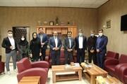 امضای تفاهمنامه همکاری میان واحد شهرقدس و شرکت پویا پروتئین