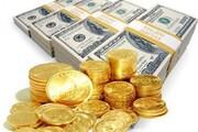 بازار سکه و دلار صعودی شد + قیمتها