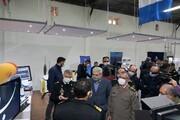 افتتاح نمایشگاه دستاوردهای تحقیقاتی و صنعتی نیروی دریایی ارتش