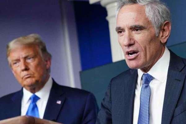 دو مقام دولت ترامپ بطور همزمان از سمت خود استعفا دادند