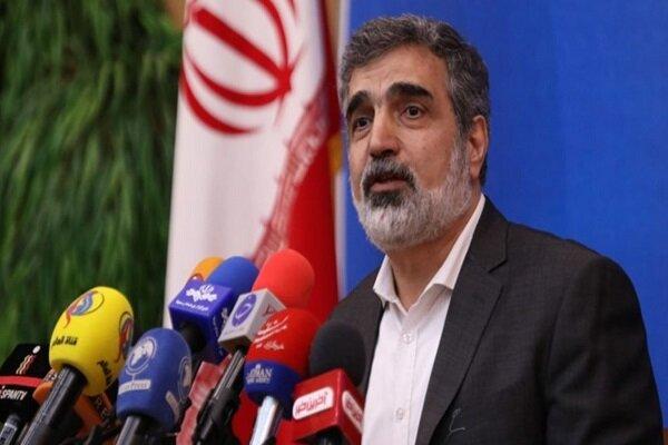 ذخایر اورانیوم ۲۰ درصد ایران به ۵۵ کیلوگرم رسید