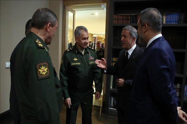 توافق روسیه و ترکیه برای ایجاد مرکز نظارت برآتشبس قرهباغ