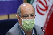 وضع نارنجی تهران از شنبه و ادامه محدودیت حضور کارمندان
