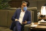 محمود فکری وارد باشگاه استقلال شد