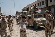 کشف و انهدام مخفیگاه های عناصر داعش در استان الانبار