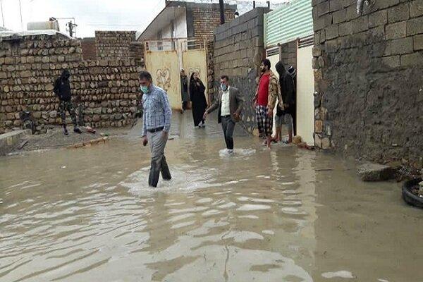 تأکیدفرمانده ناجا بر امدادرسانی حداکثری پلیس به سیلزدگان خوزستان