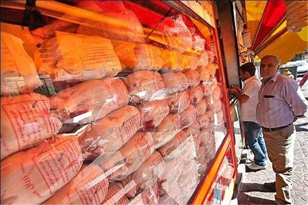 مرغ در میادین هم ۲۰ هزار و ۴۰۰ تومان عرضه میشود!