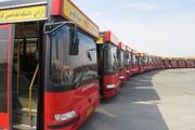 ناوگان اتوبوسهای برقی در مسیر تهران