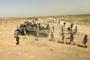 عملیات ضد تروریستی ارتش عراق/ بازداشت ۱۰ عنصر تکفیری داعش