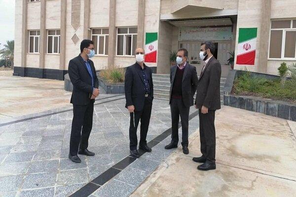 فداکار از ظرفیتهای عمرانی واحد بوشهر بازدید کرد