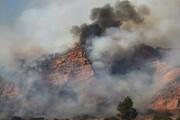 گسترش دامنه آتش سوزی در جنوب کالیفرنیا/ منازل مسکونی تخلیه شدند