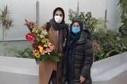 بازگشت بانوی المپیکی کاراته به ایران/ لیگ برتر وزنه برداری 7 تیمی شد/ آشتی کنان در فدراسیون تیراندازی