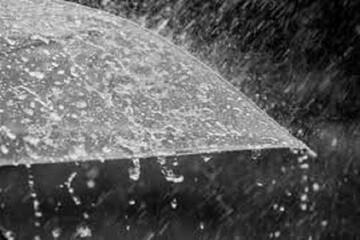 ادامه رگبارهای پراکنده در اغلب نقاط کشور