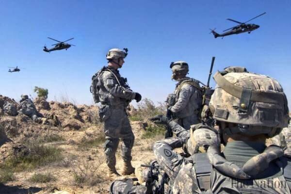 حضور نیروهای «ناتو» در عراق، اشغالگری محسوب میشود