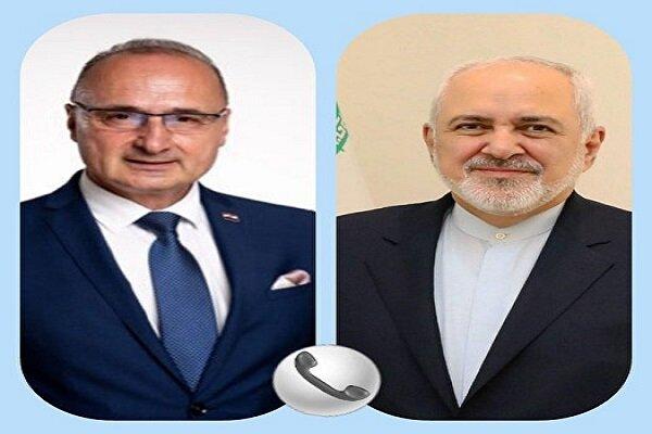 ابراز همدردی کرواسی با ایران در ترور شهید فخری زاده