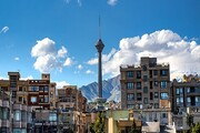 ثبت دویست و دهمین روز هوای سالم در تهران