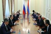 دیدار وزیران خارجه روسیه و ارمنستان درباره صلح قره باغ
