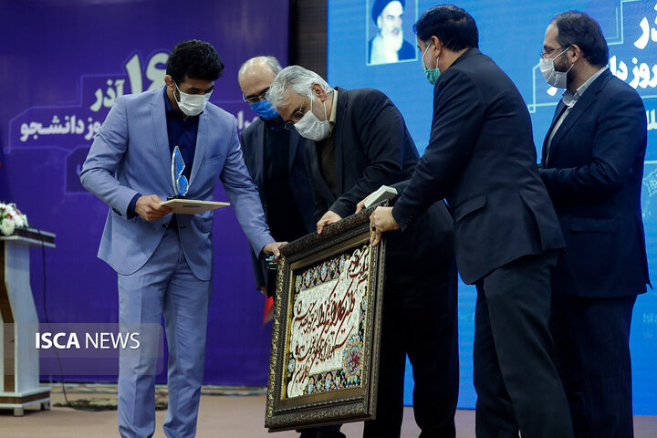 ویژه برنامه گرامیداشت روز دانشجو با حضور دکتر طهرانچی