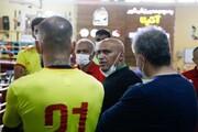 علیرضا منصوریان از سرمربیگری تیم فوتبال تراکتور برکنار شد