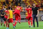 رکورد شکست ناپذیری فولاد در شروع لیگ با نکونام